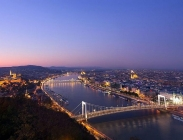 俯瞰夜幕下的世界名城