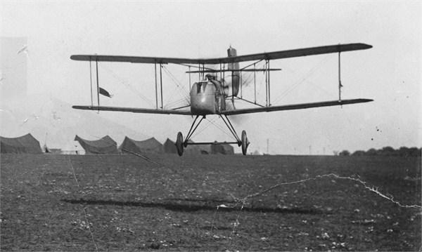 第一次世界大战100周年回望:一战中的空战(7)
