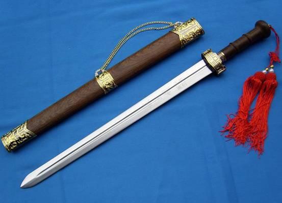 古代冷兵器之巅:龙泉剑的前世今生