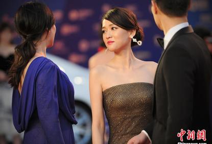 第五届北京国际电影节 红毯美人颜值大比拼