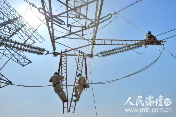加固电网 防抗台风