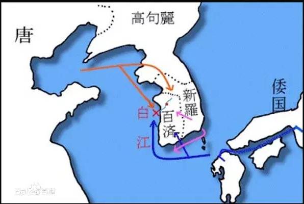 这次海战是中日两国首战,也是已知的东北亚地区战役中较早的一次.图片