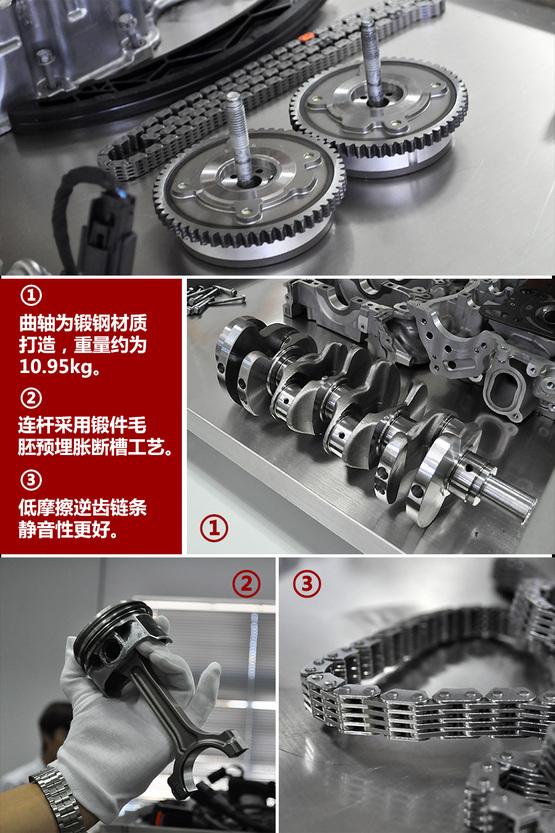 解读荣威360发动机技术 参数同级占优高清图片