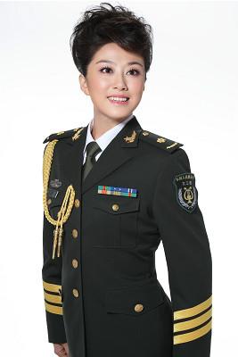 资料图:总政歌舞团歌唱演员吴娜-总政歌舞团2名女歌手行贿安徽厅官