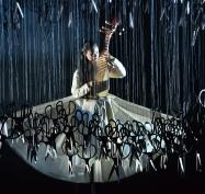 杨丽萍舞蹈剧场《十面埋伏》用舞蹈书写生命
