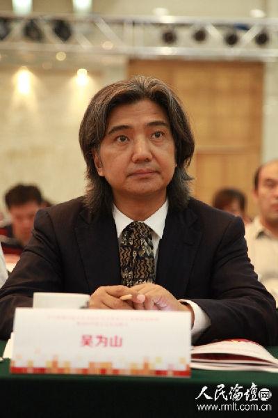 吴为山:创作与传播贵在于中国