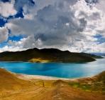 原来冬天的西藏风景美得惊人!