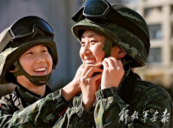致敬,中国女军人 25图片