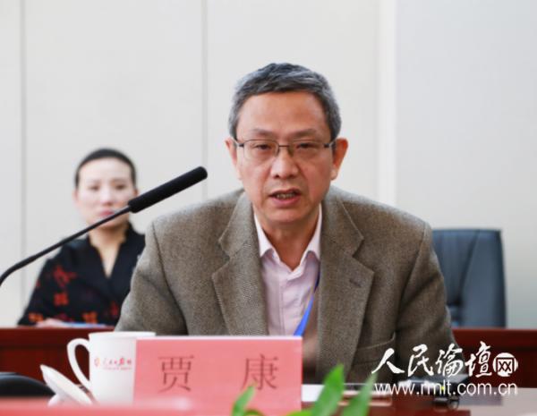 华夏新供给经济学研究院首席经济学家、财政部原财政科学研究所所长贾康