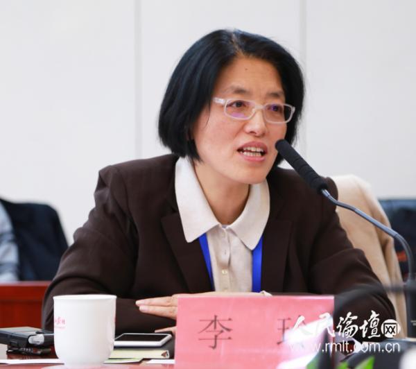 北京大学国发院教授、北京大学健康发展研究中心主任李玲
