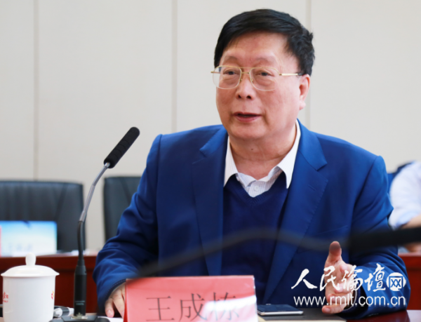 海南双成药业董事长王成栋