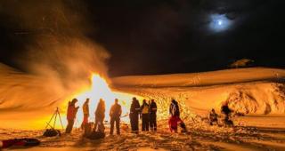 北极纪录电影《光语者》在挪威开机