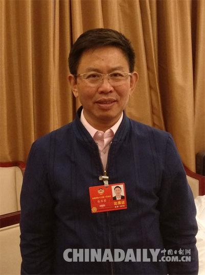 全国政协委员张华荣:政府工作报告很接地气,让人很受启发