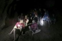泰国13名失踪少年足球队成员被发现仍然活着