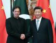 习近平会见巴基斯坦总理