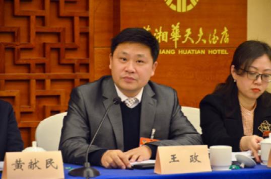 湖南省政协委员王政 加快养老产