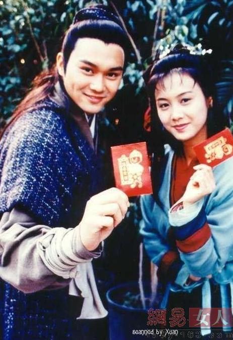 90年代香港女星珍贵旧照