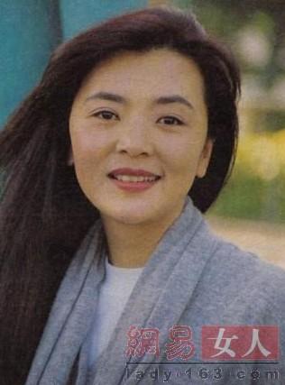 纯天然美女 揭90年代香港女星珍贵旧照